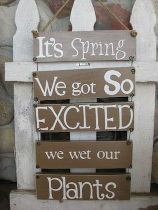 Lovely Sweet Spring Quotes