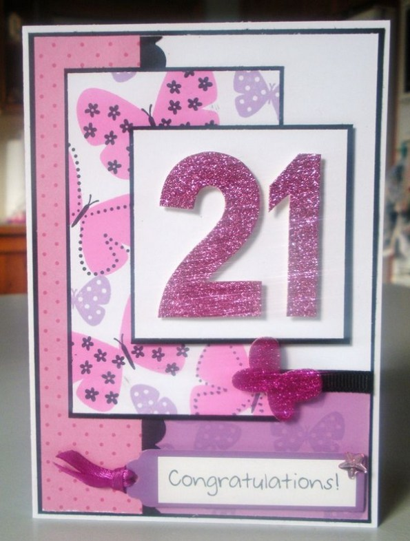 37 Homemade Birthday Card Ideas And Images