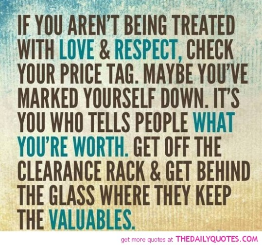 Love Respect Word Porn Quotes Love Quotes Life Quotes