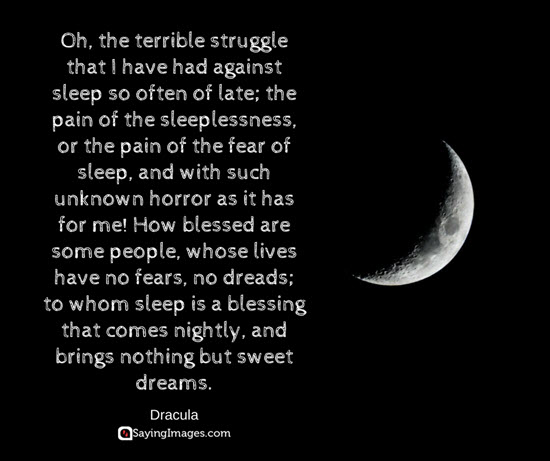 quotes by dracula