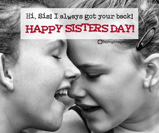 special sister quotes