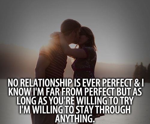 Willing to Stay Love Quotes for Husband