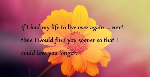 Over Again Love Quotes for Husband