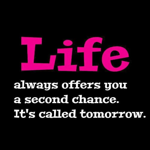 great-good-morning-quotes-life-always-offers-you-a-second-chance