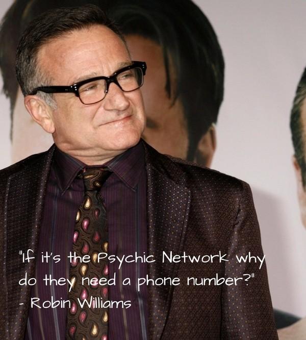 Robin Williams Memorable Quotes
