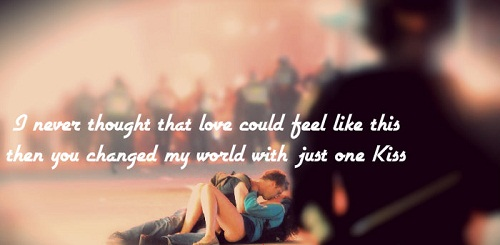 You Changed My World Love Quotes For Her