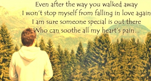 Soothe All my Pain Love Quotes for Her