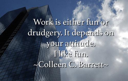 Famous Attitude Quotes