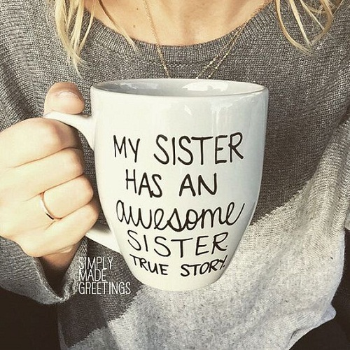 Awesome Sister Quotes