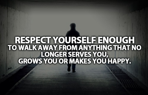 Respect Yourself Lovely Quotes