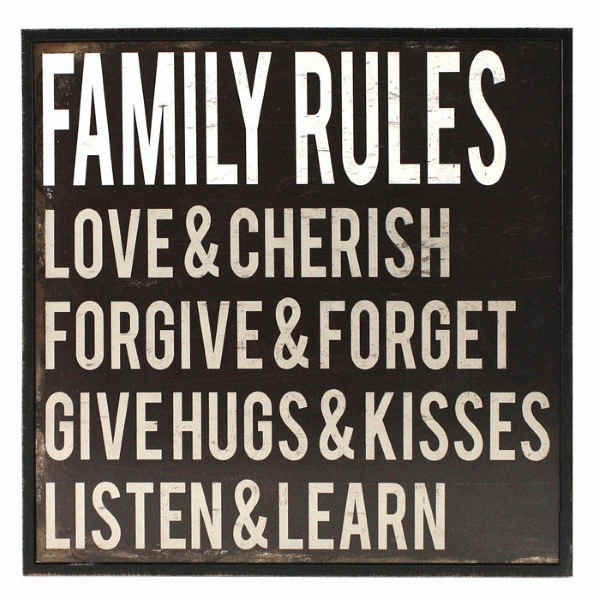 Family quotes about hugs and kisses.