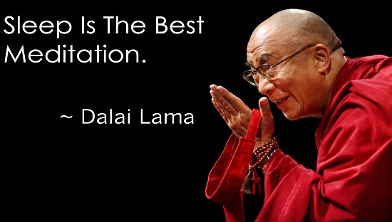 dalai lama goodnight quotes