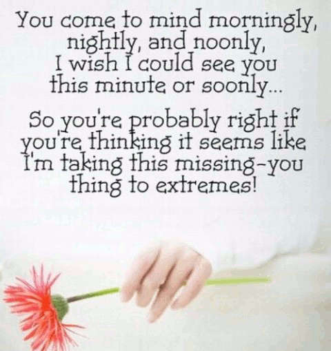 Missing you in so big a size quotes.