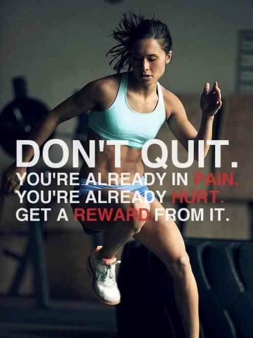 motivation to get in shape fitness quotes