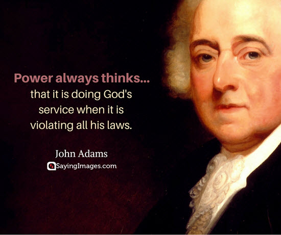 john adams quotes religion