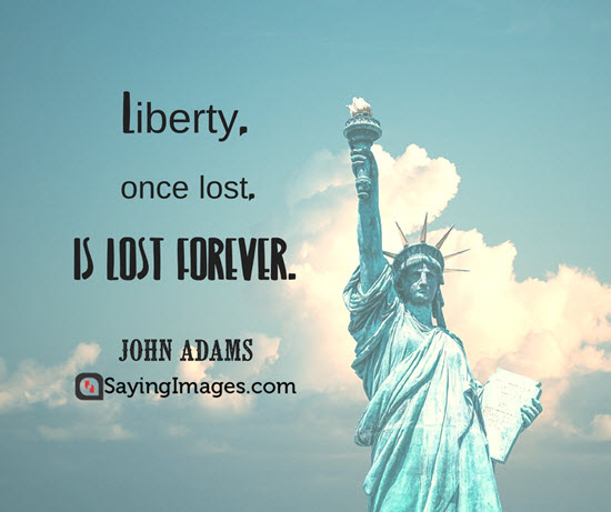 john adams quotes liberty