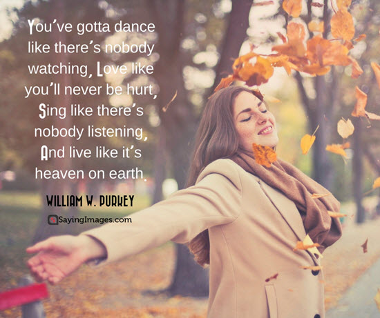 dance life quotes