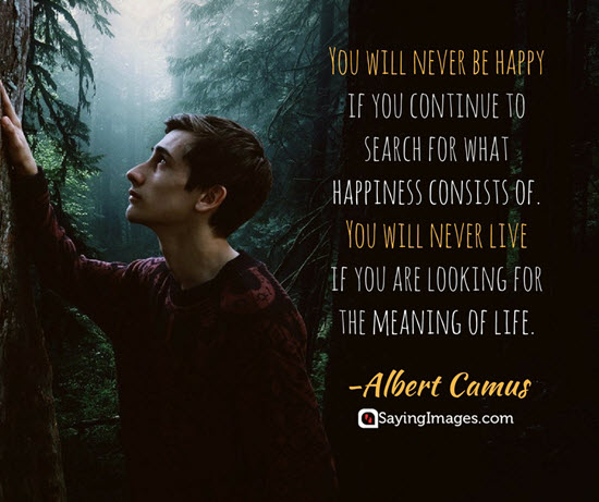 albert camus unhappy quotes