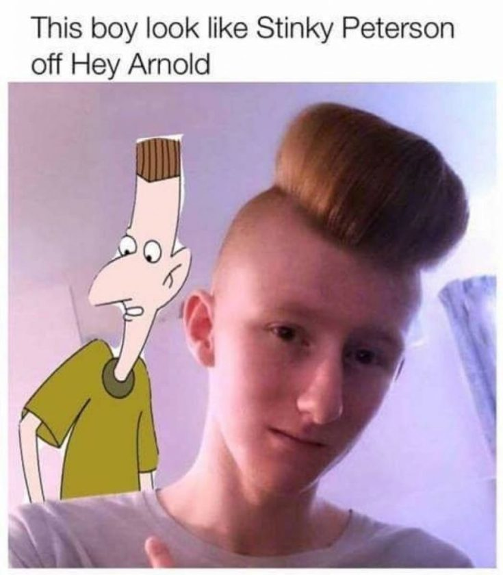 27 Bad Haircut Memes To Make You Laugh Word Porn Quotes Love