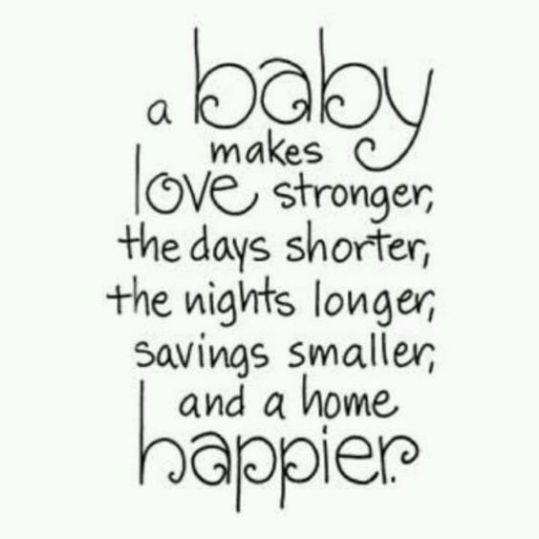 Top 55 Sweet Baby Quotes And Sayings Word Porn Quotes Love Quotes