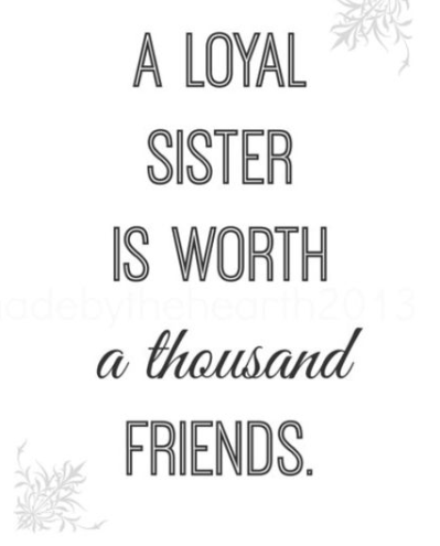 Top 100 Sister Quotes And Funny Sayings With Images Word Porn