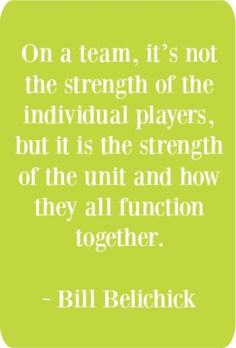Top 35 Inspiring Bill Belichick Quotes On Leadership Teamwork