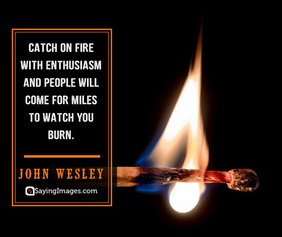 john wesley fire quotes