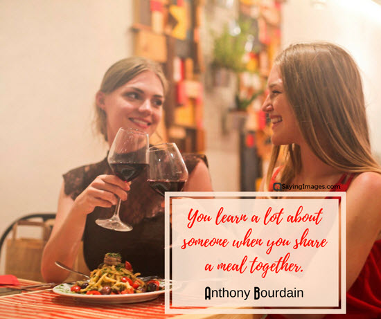 anthony bourdain quotes sharing