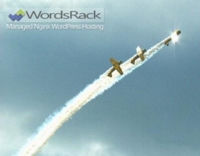 WordsRack-2015-Hero-Landing-page-with-Logo-Managed-Nginx-WordPress-Hosting