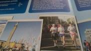 Met die eerste halve belandden we zelfs in het foldertje van de Amsterdam Marathon