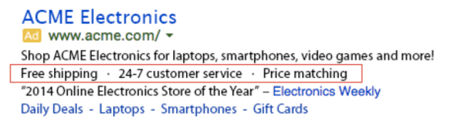 New Google AdWords Callout Extensions How-To: Highlight Offers in Your Ads How Do Google Ads Work?