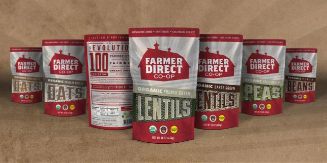 Marketing ético Produtos Farmer Direct Coop