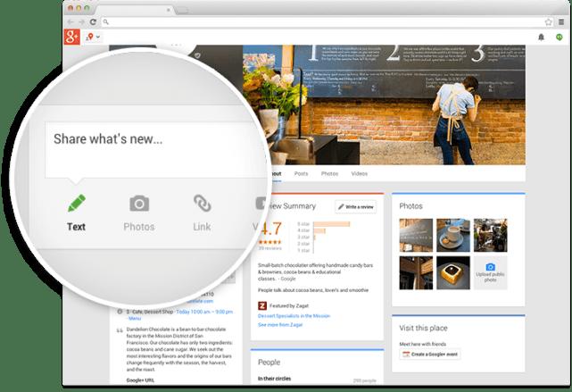 google meu guia de negócios