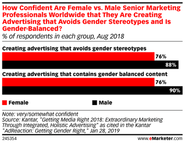 accessibility and inclusivity in advertising gender bias