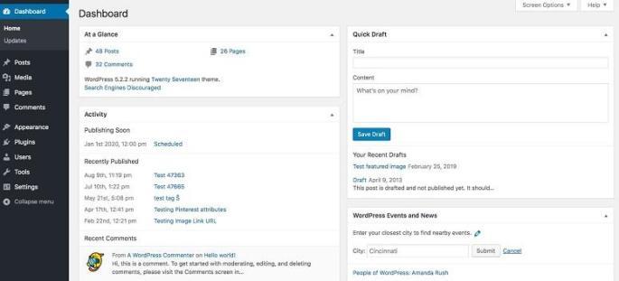 Ferramentas de marketing WordPress