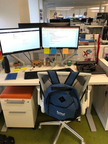 employee-spotlight-ben-bernard-desk-space