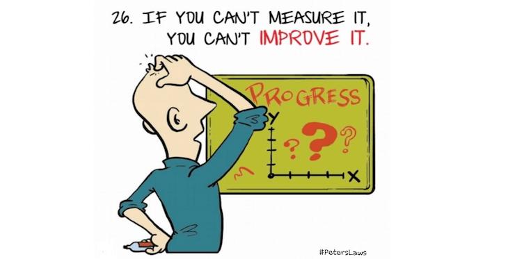 seo metrics cartoon