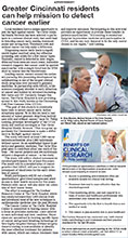 GRAIL Cancer Research Advertorial