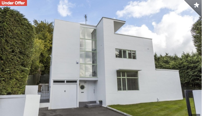 The First Sun House – Bonhams estate agents