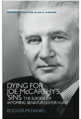 Dying For Joe McCarthy's Sins