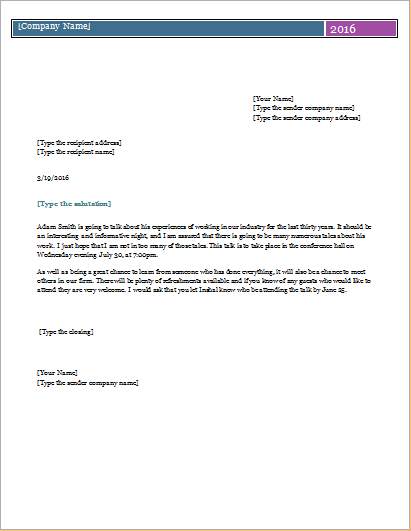Waitlist Letter Continued Interest Word New
