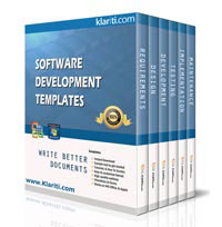 software development templates