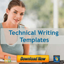 technical writer templates