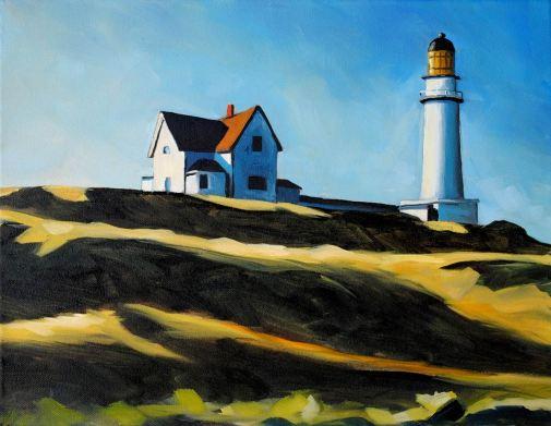 Lighthouse Hill – 1927