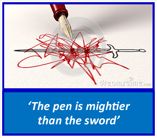 22_ the pen is mightier than the sword
