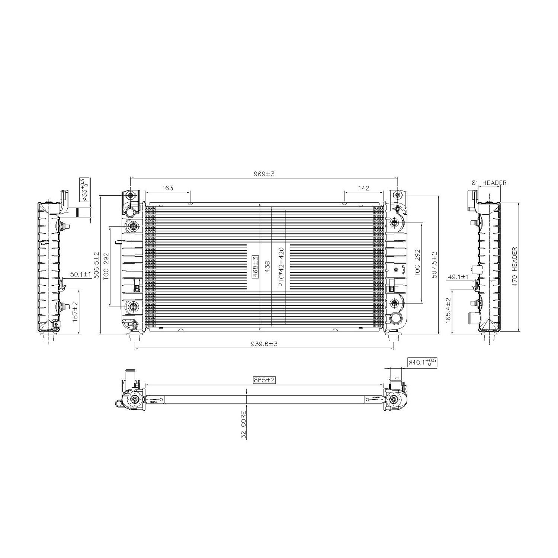 BRAND NEW OEM RH-LH SIDE TIMING CHAIN TENSIONER  6.2L F250-350 2011-2015 V8 2V