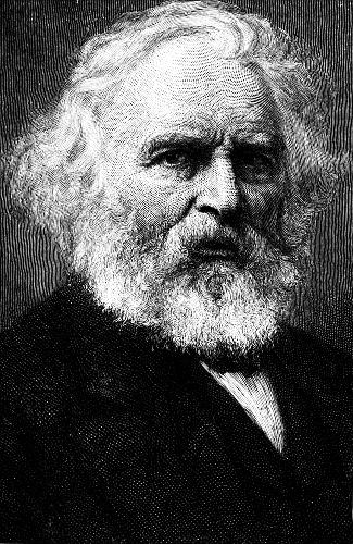 Graphic Henry Wadsworth Longfellow