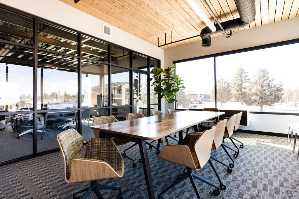 Cascade conference room, angle