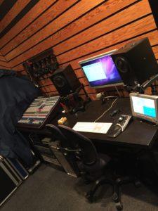 レコーディング、マスタリング