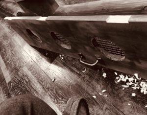 リス小屋、手作り、ハンドメイド